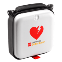 DAE lifepack défibrilateur