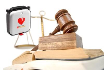Loi défibrilateur arret cardiaque