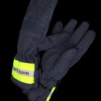 gants cuir jeune sapeur pompier
