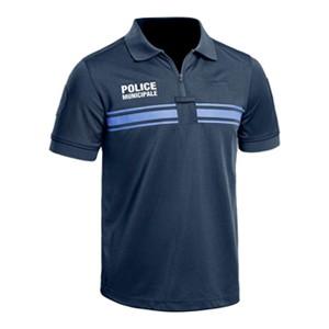 polo police municipale uniforme