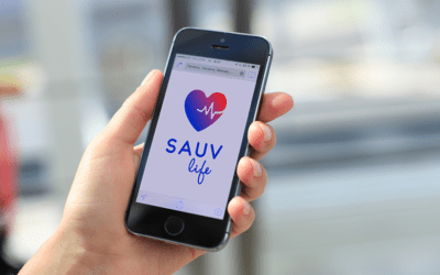 SAUV Life, une application qui sauve des vies