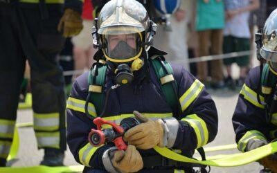 La journée internationale des sapeurs-pompiers