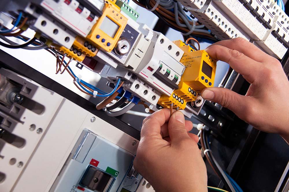 formation electricite panneau electrique